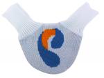 Варежки с логотипом