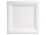 Тарелка18х18 см МБ белая