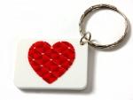 Брелок сувенирный Сердце