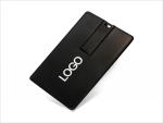 Флешка визитка KR08 черная