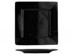 Тарелка18х18 см МБ черная