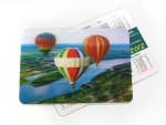 Календари карманные 3D