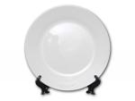 Тарелка белая 20см